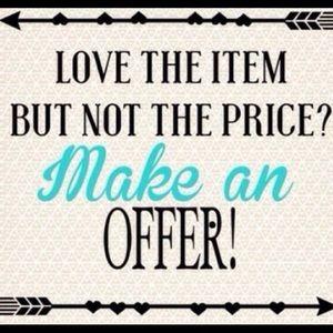 Accessories - Make offers, make bundles! 🙌🏽♥️♥️
